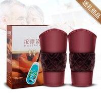 Electrotérmica rodilla instrumento para la protección de los hombres y las mujeres la rodilla con 5 tipos de intensidad 9 modelos un poco de masaje de la rodilla