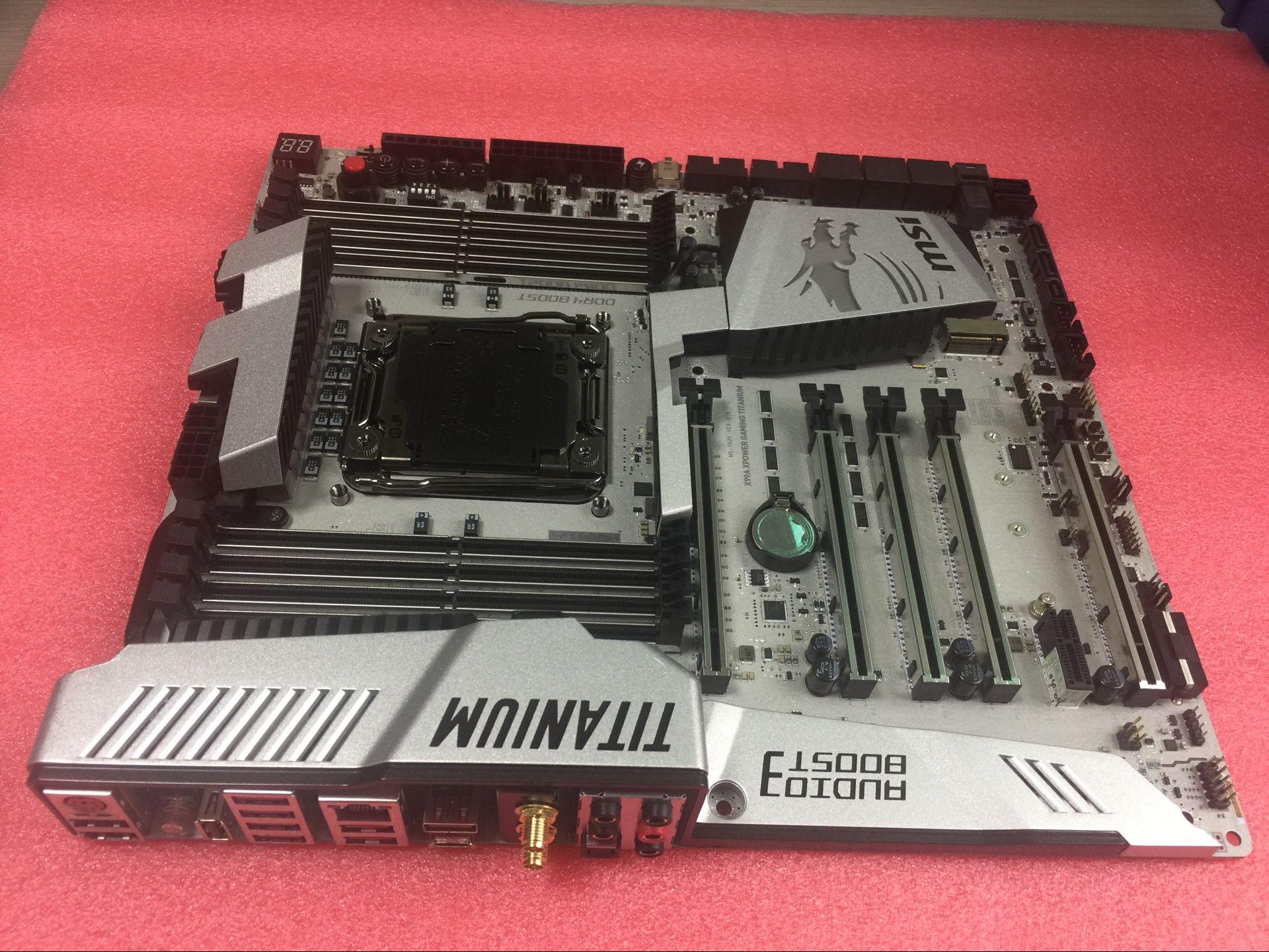 X99A XPOWER GAMING TITANIUM chip X99A