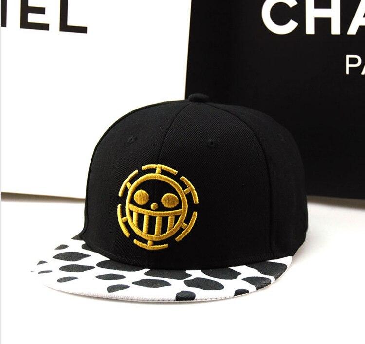 Venta al por mayor de sombreros de una pieza de Anime gorra de béisbol gorra  de fe6270c67da