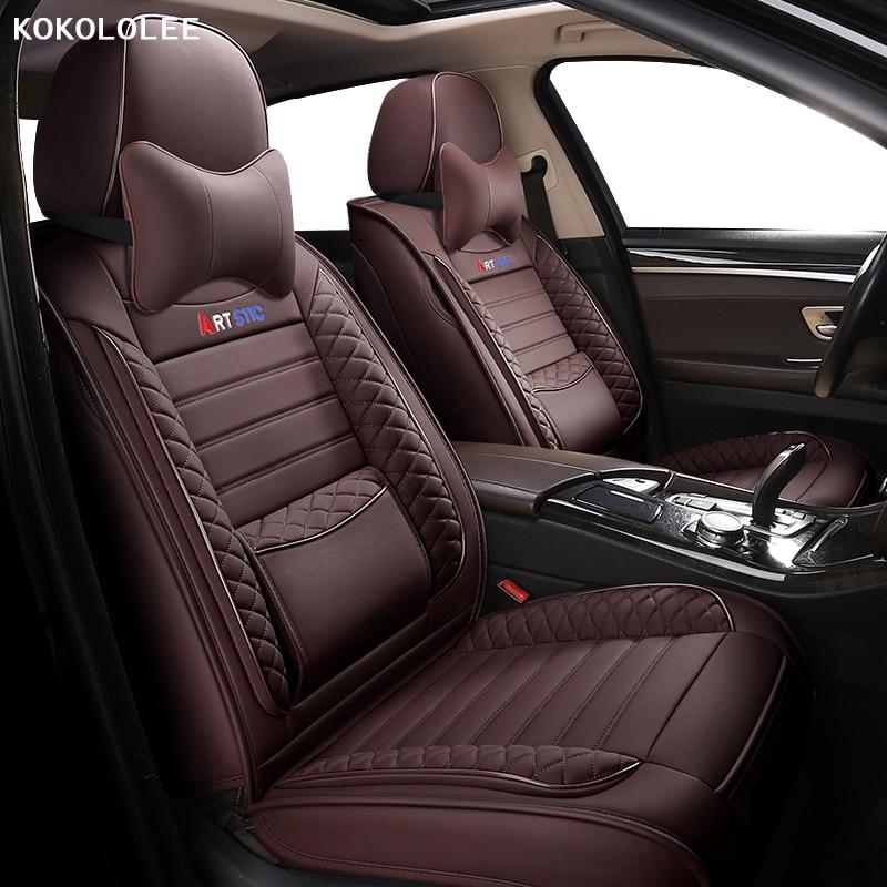 kokololee car seat covers set for Opel Astra h j g mokka insignia Cascada corsa adam