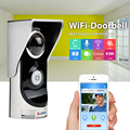 2.4GHz Wireless Visible Door Bell Remote Video Intercom Unlock Doorphone Monitor Night Vision Camera Support Android IOS APP
