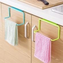Многоцелевой держатель для полотенец, кухонный органайзер, подвесной держатель, органайзер для ванной комнаты, кухонный шкаф, вешалка для шкафа