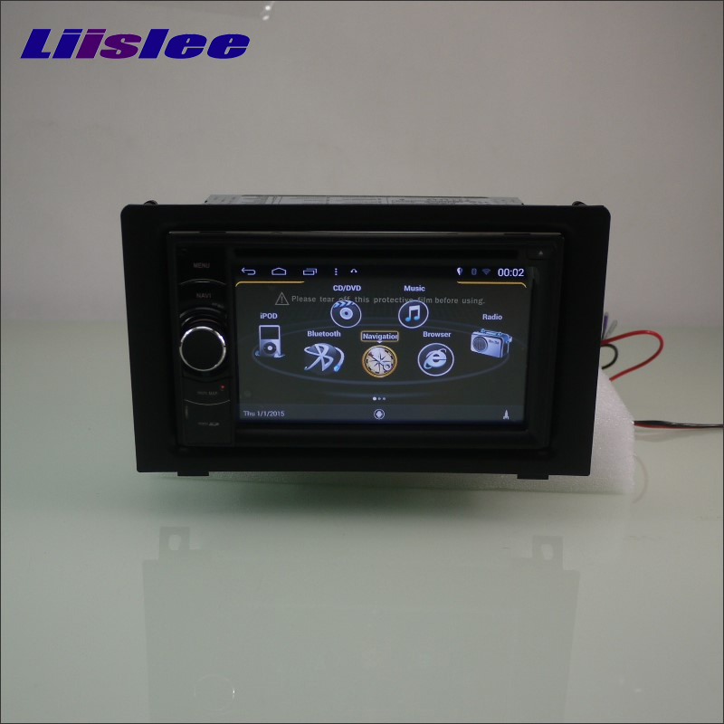 liislee car radio for saab 9 3 2003 2014 gps navi. Black Bedroom Furniture Sets. Home Design Ideas
