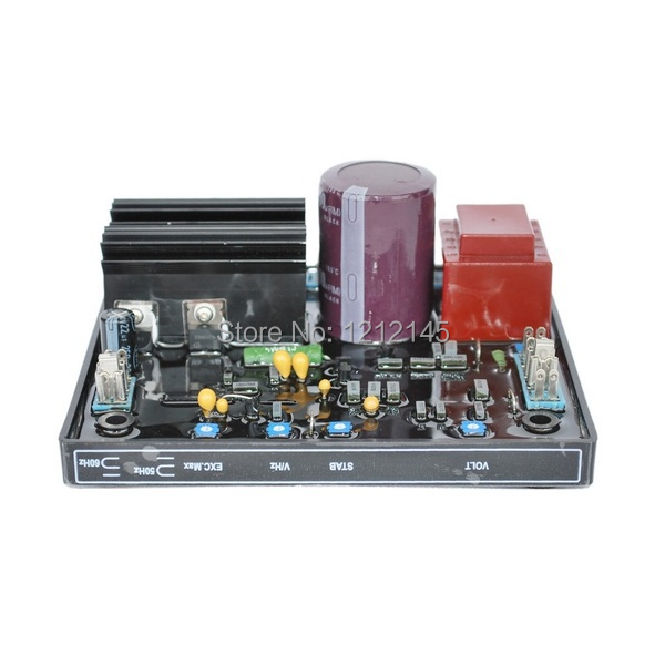 R438 AVR For Leroy Somer Alternator,R438 Alternator Voltage Regulator avr 20 alternator voltage regulator