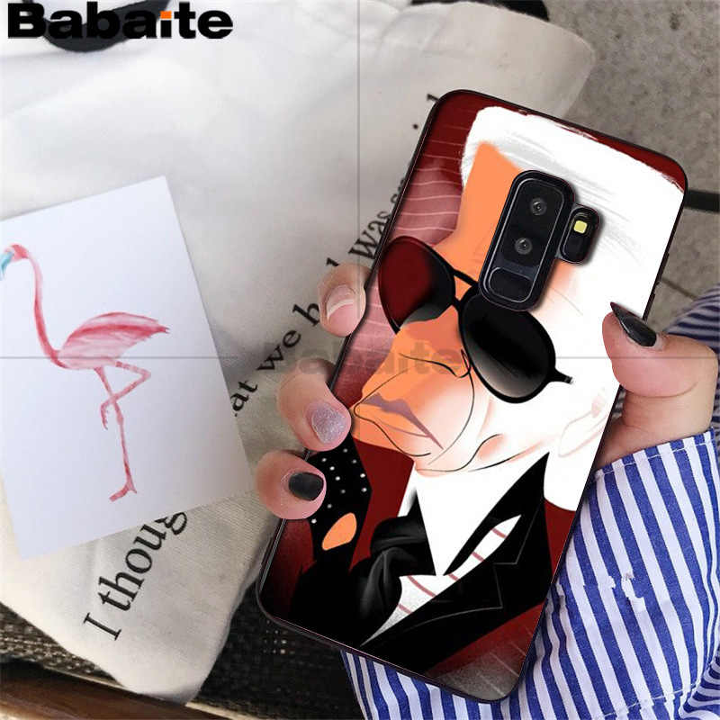 Babaite Karl Lagerfeld высококачественный мягкий ТПУ чехол для телефона для samsung S9 S9 плюс S5 S6 S6edge S6plus S7 S7edge S8 S8plus