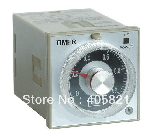 H3BA-8 Time relay  0.1S-100H, Timer 8Pin omron new h3ba n8h time 1 2s to 300h 48 48mm multifunctional solid state timer relay 8pin ac 220v 50 60hz