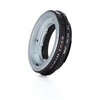 Металлический преобразователь для камеры Selens для DKL-EOS Retina Voigtlander DKL Lens to EF Mount Lens Adapter Ring для Canon 500D 600D 650D