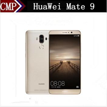 "Original HuaWei Mate 9 4G LTE Mobile Phone Kirin 960 Android 7.0 5.9"" FHD 1920X1080 6GB RAM 128GB ROM 20.0MP Fingerprint NFC"