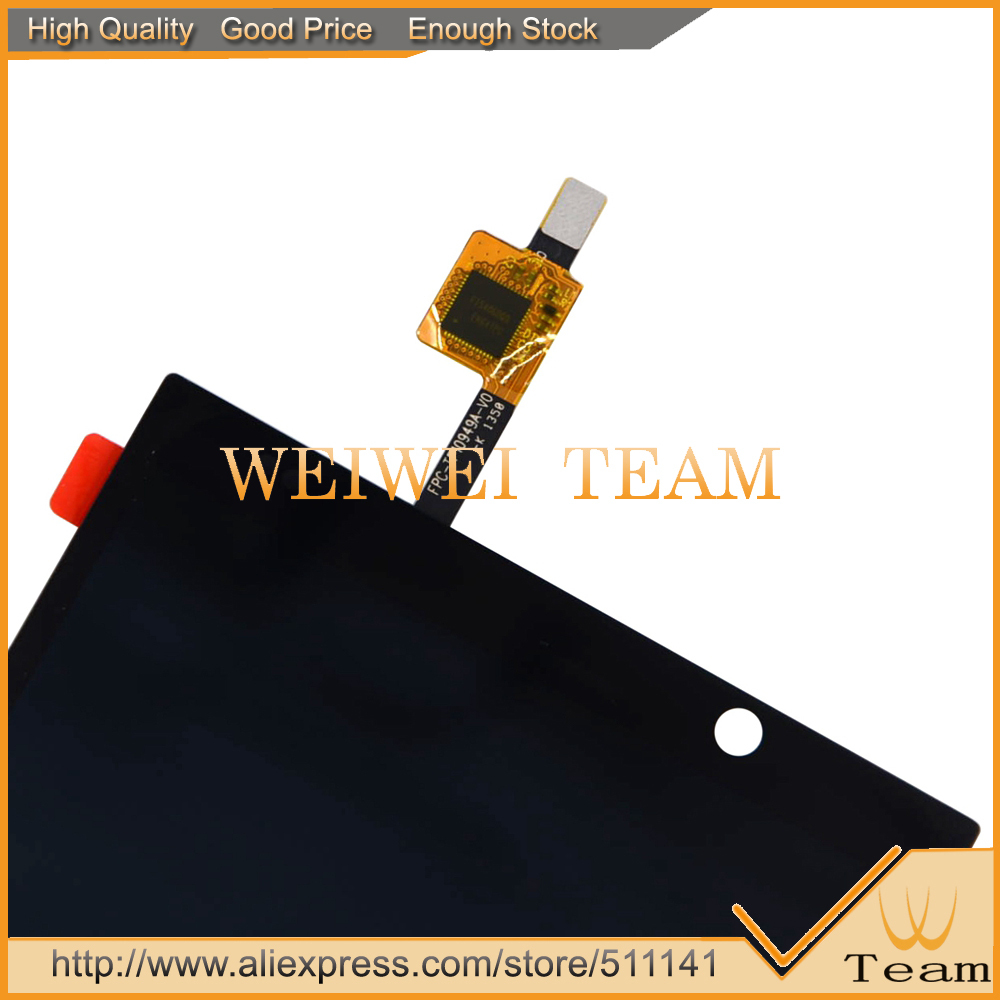 100% New Original 6.0 Inch 1280*720 for Slate 6 Voice Tab LCD Dispaly Screen with Digitizer Touch Panel Assembly Replacement100% New Original 6.0 Inch 1280*720 for Slate 6 Voice Tab LCD Dispaly Screen with Digitizer Touch Panel Assembly Replacement