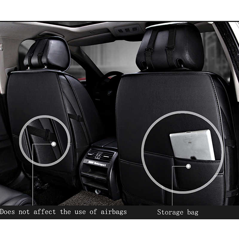 leather car seat covers for chevrolet lacetti niva orlando cobalt lanos Cruze Malibu Sonic car accessories car seat protector