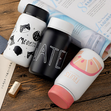 Cartoon Vacuum Cup Stainless Steel Thermos Cup Bottle Thermocup Thermal Mug Insulated Tumbler For Creative Children gift