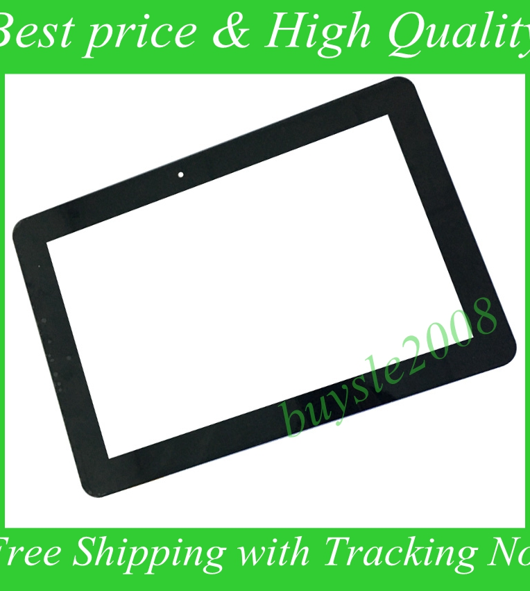 1Pcs/Lot free shipping For 10.1 Hannspree Hannspad 10.1 SN1AT74 HSG1279 Tablet  touch screen Panel Digitizer Sensor Replacement sensor at v500 at 005vh tested ok