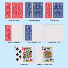 1 Deck Playing Cards Bicycle Deck Gaff Card Magic Variety Pa