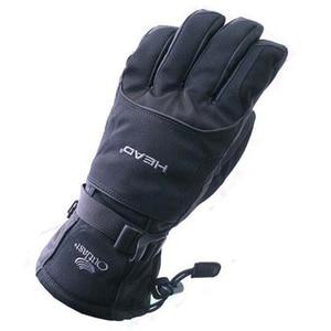 Image 4 - 2019 男性のスキー手袋フリーススノーボード手袋グローブスノーバイクライディング冬の手袋防風防水ユニセックススノーグローブ