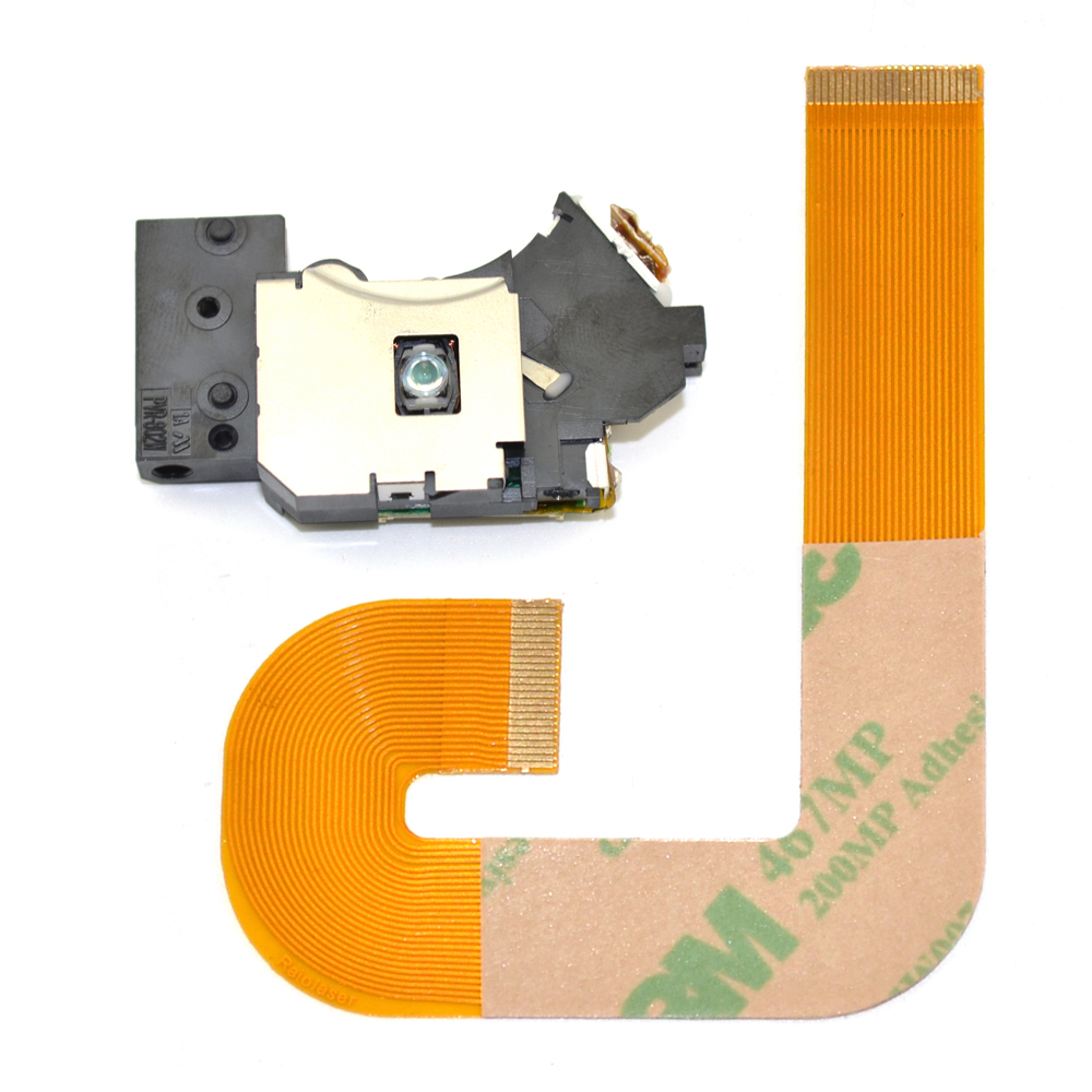 PVR-802W PVR802W PVR 802 W lentille de tête laser pour PS2 Slim 70000 90000 pour PS 2 pour Playstation 2 accessoire câble ruban lentille Laser