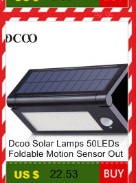 High Quality led solar outdoor
