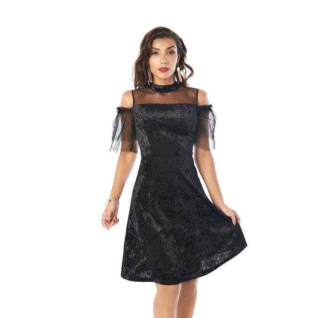 Kleid frau nahen