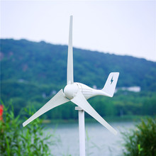 Wind Power Generator ; wind power generation 600w max Combined With Multi-function Controller