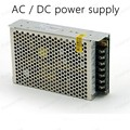 For AC/DC 12V 50W dual output switching power supply Regulated  Driver Voltage Transformer for LED Strip Light Display