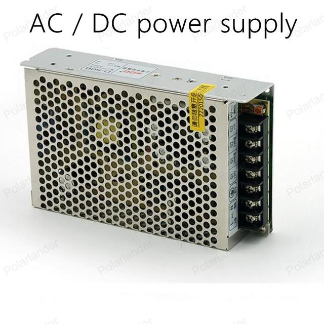 Para AC/DC 12 V 50 W de salida dual de conmutación fuente de alimentación Regulada Conductor Transformador de Tensión para la Tira LLEVADA luz de la Pantalla