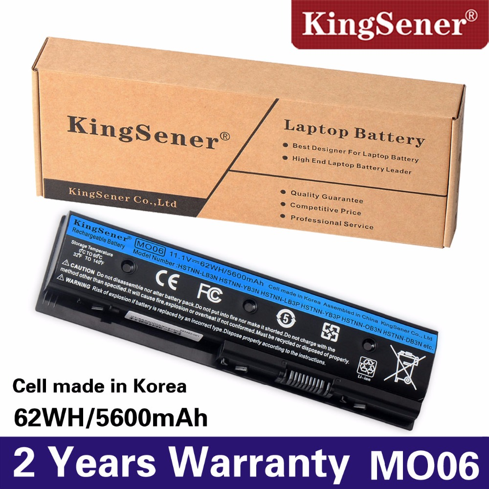 KingSener MO06 Batterie D'ordinateur Portable pour HP Pavilion DV6-7000 DV6-8000 DV7-7000 672326-421 672412-001 HSTNN-LB3P HSTNN-YB3N MO06 MO09