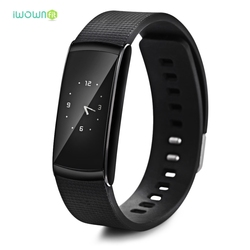 iWOWN i6 Pro Smart Band Activity Bracelet 24-hour Continuous Heart Rate Monitor Sport Fitness Tracker Connect for Android Iphone