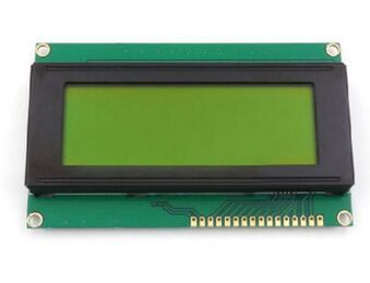 LCD2004 2004 20 4 20X4 5V Character Green Backlight Screen And IIC I2C for font b