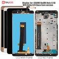 Pantalla para Xiaomi Redmi Note 4 pantalla LCD pantalla táctil para reemplazo para Redmi Note 4 pantalla MTK Helio X20 Deca core versión
