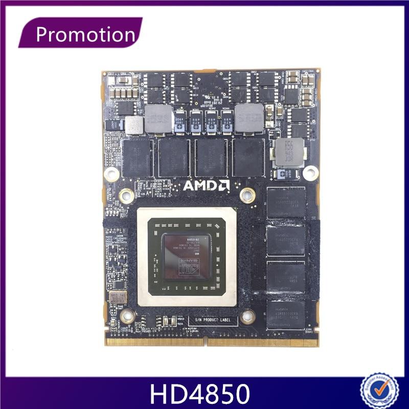 Sale vga card For iMac A1312 512 512MB HD 4850 HD 4850m HD4850 HD4850m Video Graphics