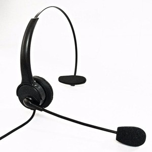 Image 3 - szKosTon High Quality USB Headset Noise Canceling Adjustable Operator Dedicated Headphones with Microphone for PC Laptop