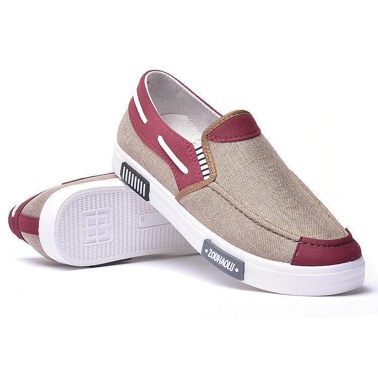 Toile Royal Des Sneakers Mode Hommes De Vulcaniser Nouvelle Khaki D'été Feminino Arrivée Casual Chaussures Appartements gris bleu Tenis oCrdxBQeW