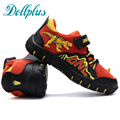 2017 LED spring boys shoes 3D dinosaur light up shoes for children autumn casual led shoes kids boys shoes