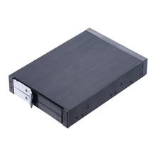Uneatop ST2524P 2-Bay 2.5″ Aluminum Case SATA HDD Internal Enclosure