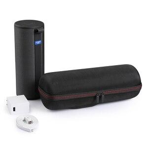 Image 4 - Newest Hard EVA Travel Carrying Cover Case for Ultimate Ears UE MEGABOOM 3 Bluetooth Speaker Protect Shell Shoulder Handbag Bag