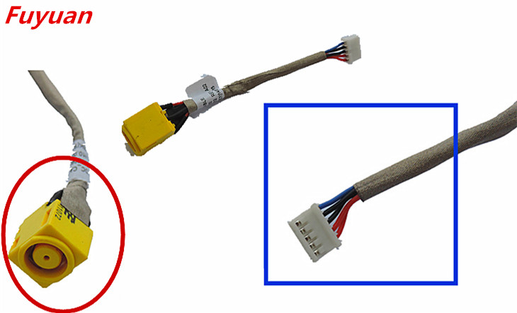 New Laptop For LENOVO Thinkpad X220 X220I X230 X230I DC Jack Power Cable genuine new free shipping for lenovo thinkpad x220 x230 tablet x220t x230t lcd video cable 04w1775 50 4kj02 001