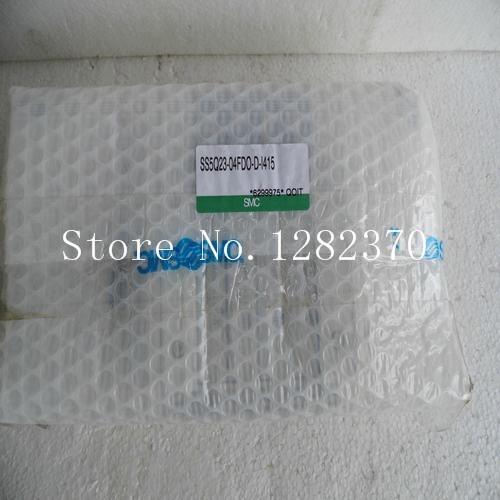 [SA] New original authentic special sales SMC solenoid valve SS5Q23-04FDO-D-1415 spot [sa] new original authentic special sales smc solenoid valve vqz3121 5yz1 c8 spot
