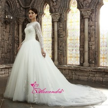 Alexzendra Ball Gown Wedding Dresses with Bride Dresses