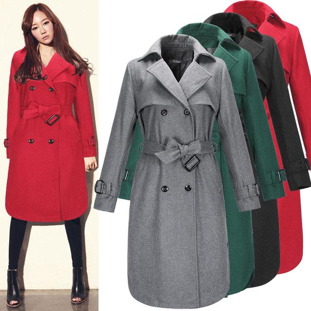 Otoño Invierno foso de las mujeres prendas de vestir exteriores de las mujeres chaqueta chaqueta de trinchera de maternidad Embarazadas ropa de abrigo vestido de Estilo Europeo 16875