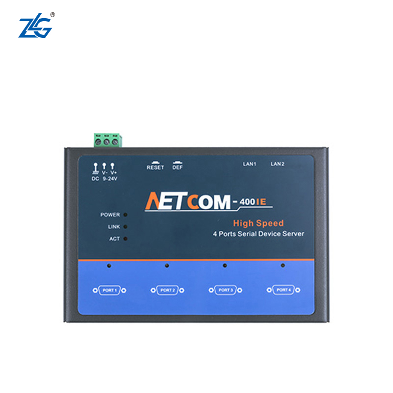 High Performance Industrial Serial Oral Server NETCOM-100IE+High Performance Industrial Serial Oral Server NETCOM-100IE+
