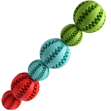 Soft Rubber Chew Toy Ball For Dogs
