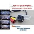 Для Peugeot 308/408/508/3008 2012 ~ 2014 Умные Треков чип Камеры/HD CCD Интеллектуальный Динамический Парковка Автомобильная Камера Заднего вида