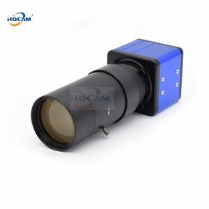 Image 4 - 1920P 1080P CamHi אודיו מיני WIFI תיבת IP מצלמה מקורה אלחוטי אבטחה P2P Onvif CCTV TF כרטיס חריץ 5 100mm ידני זום עדשה