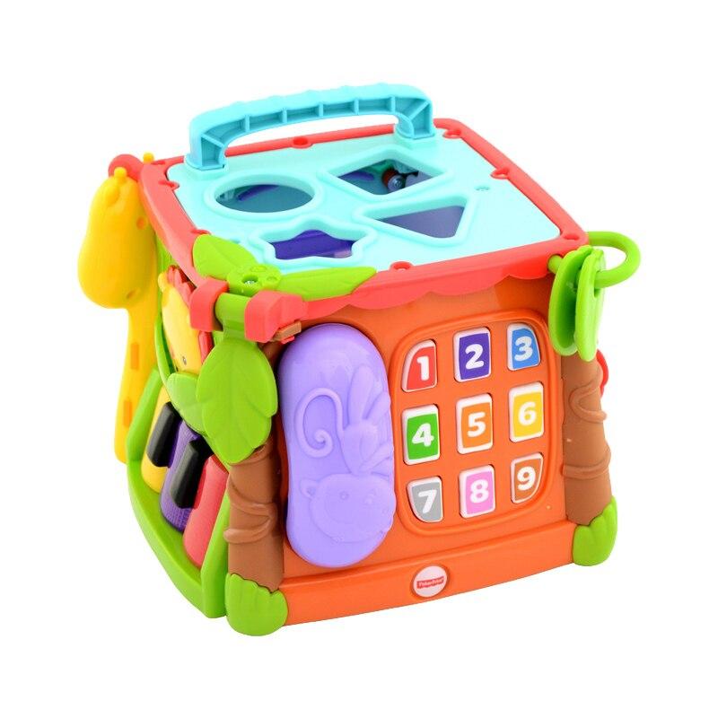 Fisher-price Piano apprentissage musique petits enfants piano Instruments de musique enfant en bas âge jouets éducatifs pour bébé enfants cadeau d'anniversaire - 4