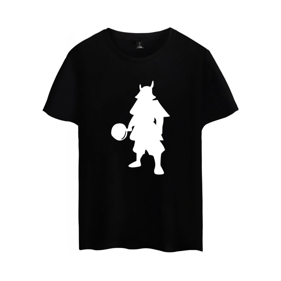 Cool Playerunknown S Battlegrounds T Shirt Large Size: Playerunknown's Battlegrounds Samurai T Shirt Men Women