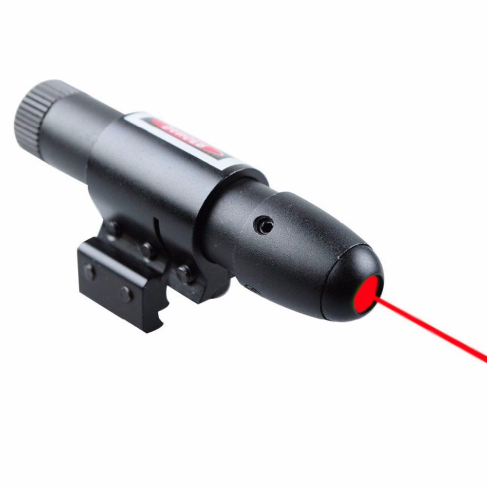 Spike Tactical mira Red Dot Laser Sight Scope para pistola Rifle - Caza
