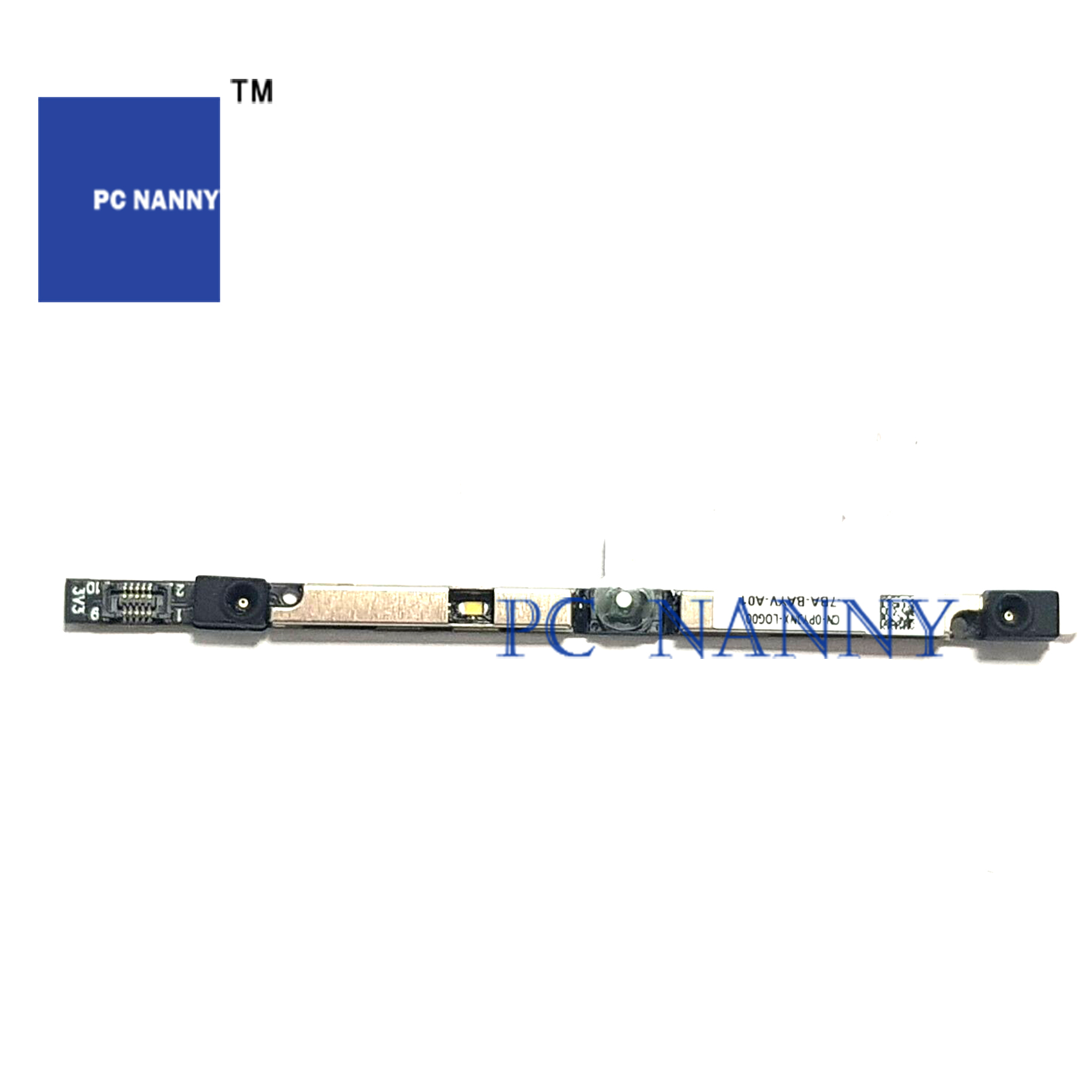 PCNANNY FOR <font><b>DELL</b></font> 7480 <font><b>7490</b></font> WEBCAM 0PYJNX Speaker 08KM5J wifi antenna A167KQ fingerprint 067P8C LED BOARD 0Y81Kr LS-E131P image