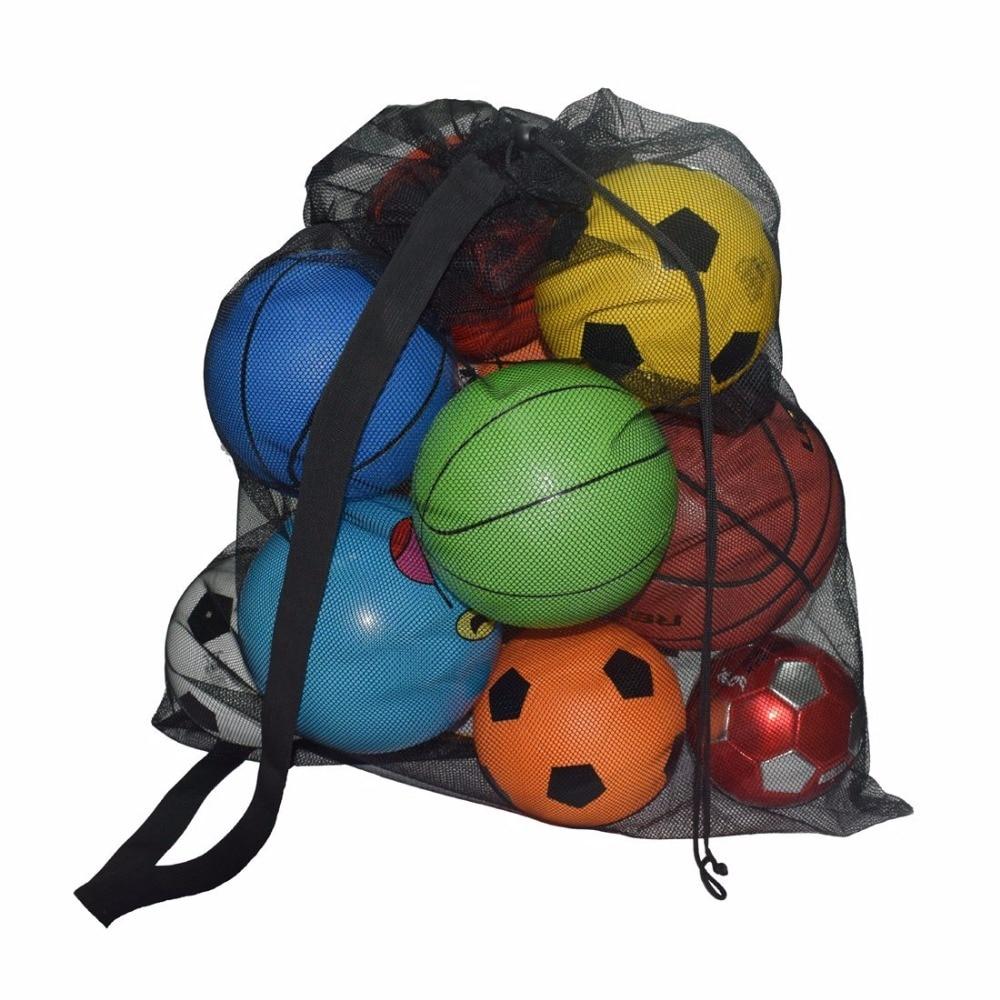 Extra Large Sports Drawstring Mesh Ball