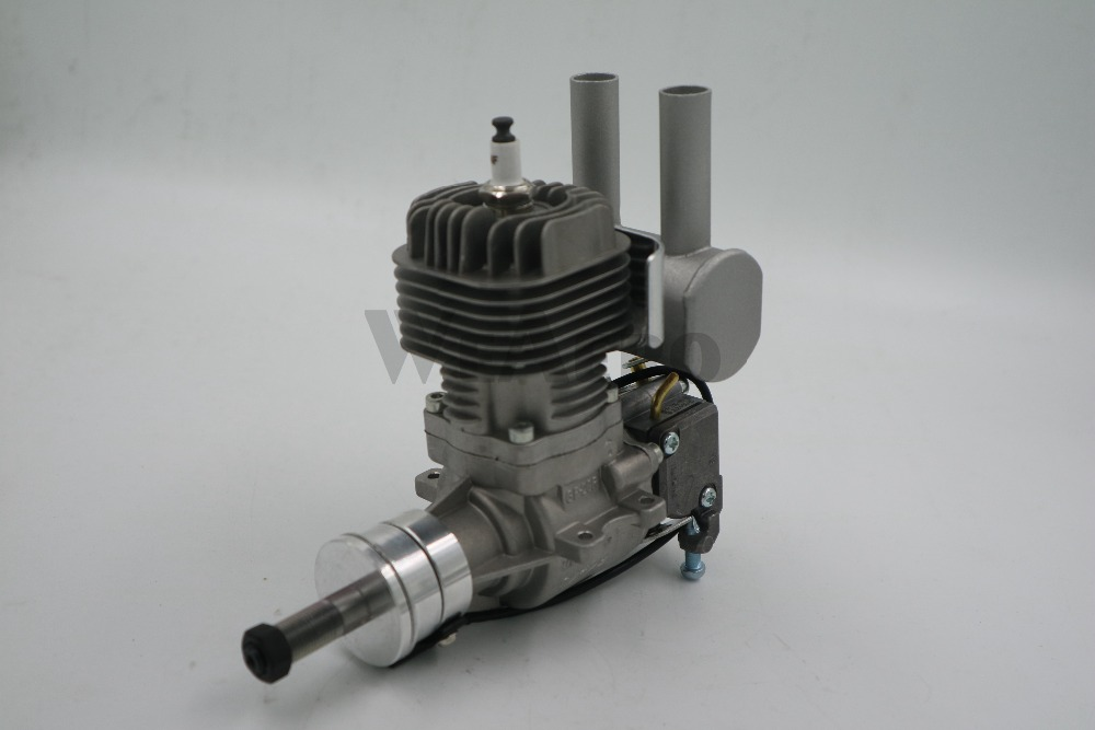 RCGF 20cc Rear Exhaust pipe Petrol Gasoline Engine for RC Airplane