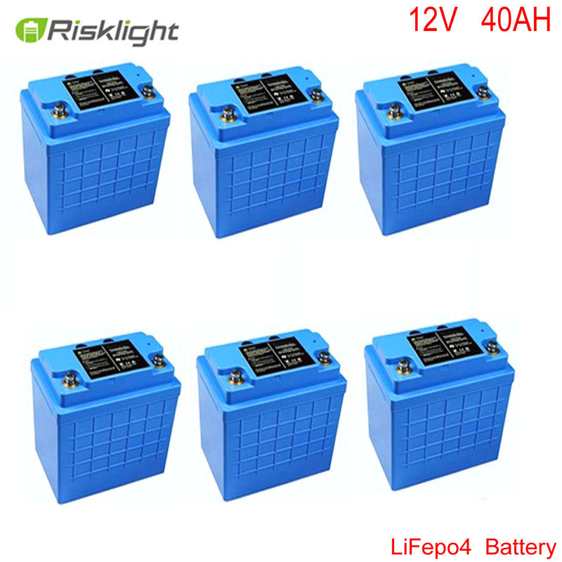 где купить lithium battery 12v 40ah lifepo4 battery pack for electric bicycle/e-bike/e-scooter дешево