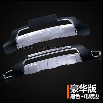 Automobile(2/p)Before and after the bumper Sports style car accessories for KIA Sorento 2013-2014